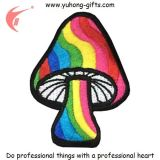 Colorful Mushroom Embroidered Patch Iron on Baking (YH-EB138)
