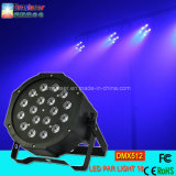 Cheap Stage Lighting RGB LED PAR Light 18 PCS*1W Wholesale