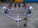 Jet Ski Trailer Wooden Craft One Time for 2 Jet Skis Tr0505