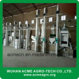 1ton/H Complete Set Parboiled Rice Mill Machines