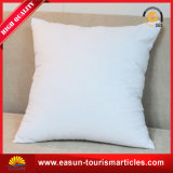 Home Textile White Color Cotton Duck Feather Pillow