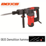 17mm 1000W Professional Demolition Hammer with 35mm Big Cylinder