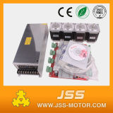CNC Stepper Motor Kits, 4 Axis Tb6560 Driver Board, NEMA23 Stepper Motor
