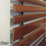 Flooring Accessories Solid and MDF Stair Nose Wood Moulding