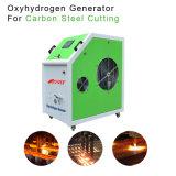 Precision CNC Hho Flame Metal Cutting Oxy Hydrogen Water Cutting Machine