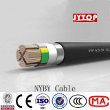 0.6/1kv Nyby Armouring Electrical Cable for DIN VDE 0293