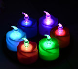Custom Various Colorful LED Electronic Decorative Flameless Candle