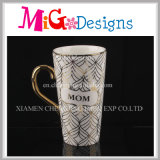 Colorful Crafts as Gifts for Friends White Ceramic Mug