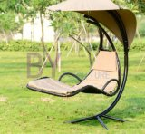Outdoor Garden Sale Hanging Garden Swing Bed with Canopy
