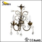 Indoor Iron Mini Crystal Droplight