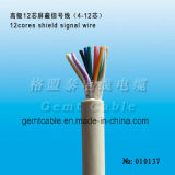 12 Cores Shield Signal Cable