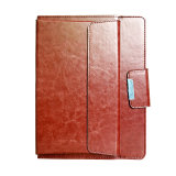 Four Color PU Leather iPad Cover for Sale