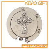 Best Selling Zinc Alloy Purse Hanger/Bag Hook for Advertising Gift (YB-h-001)