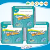 High Quality Competitive Price Sunny  Girl  Sanitary Pad From China