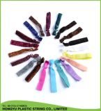 Colorful Elastic Flat Knotted Hair Tie