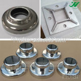 Stainless Steel Pipe Flange and Base Cover