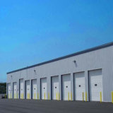 Automatic Overhead Sectional Door Vertical Lift Doors