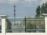 Haohan High-Quality Elegant Decorative Security Residential Garden Fence 2