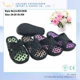 Good Quality of Women EVA Slipper Black Upper Sandals