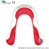4D Technology Silicone Heating Tapping Neck and Shoulder Massager
