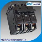 Bakelite Case Electromagnetic Miniature Low Voltage Air Circuit Breaker