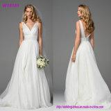 Sexy Sweetheart Simple But Elegant Wedding Dress/Vera Organza Wang Wedding Dress