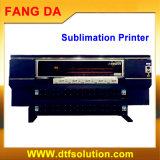 High Speed 4 Heads Sublimation Printing Machine with Stable performance