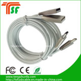 OEM ODM Zinc Alloy Type C USB Charger Cable