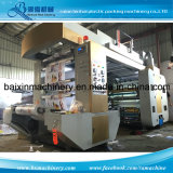 High Speed Chamber Doctor Blade Flexographic Printing Machinery