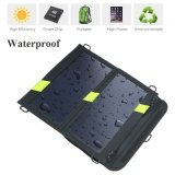 14W High Efficiency Foldable Sunpower Solar Panel Charger