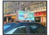 Advertising HD High Refresh Taxi Top LED Display Screen