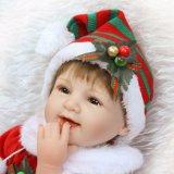 18 Inch Christmas Doll Reborn Realistic Silicone Reborn Baby Dolls
