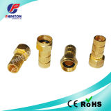 RG6 Connector Crimp for RF TV Cable