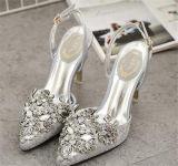 Fashion High Heel Summer Ladies Sandals (YZ01)