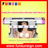 Galaxy Ud1612LC Digital Sticker Printer Machine with Dx5 Dx7 Head