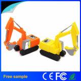 Ractory Price Customized 3D Excavator USB Flash Disk