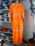 Factory Production of Various Types of Overalls