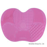 Makeup Brush Cleaning Pad Cleansing Palette Silicone Brush Cleaner Bigger Size