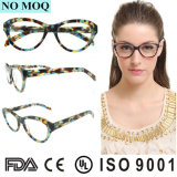 2016 Top Fashion Design Spectacle Optical Glasses Frame Acetate Eyewear