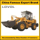 Foton Lovol 4 Ton Wheel Loader with CE & ISO9001