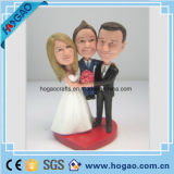 Polyresin Bobble Doll, 3D Family Portrait (H014)