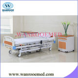 Bae303 Popular Model Medical Electric Patient Bed with Aluminum Alloy Guardrail