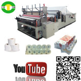 High Quality Rewinding Toilet Roll Paper Producing Machine Price