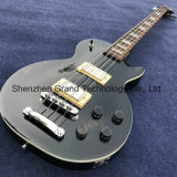 New 4 String Electric Bass Guitar in Black (GLP-66)