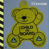 Reflective Safety Child on Board with CE En13356