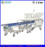 Operating Room Medical Equipment Manual Hospital Connecting Transport Stretcher