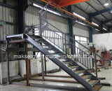 Q235, Q345 Steel Structure Balustrade for Warehouse and Building