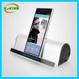 Universal Aluminium Alloy Bluetooth Tablet PC Holder Mega Bass Speaker