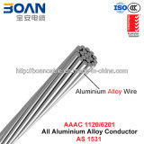AAAC 1120/6201 Conductor, All Aluminium Alloy Conductor (AS 1531)