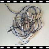 Garment Accessories Customized Color Plastic Seal Hangtag (ST006)